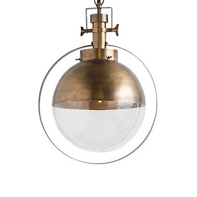 Breakwater Bay Mcgovern Light Globe Pendant Light Globes Globe - Kitchen pendant lighting globes
