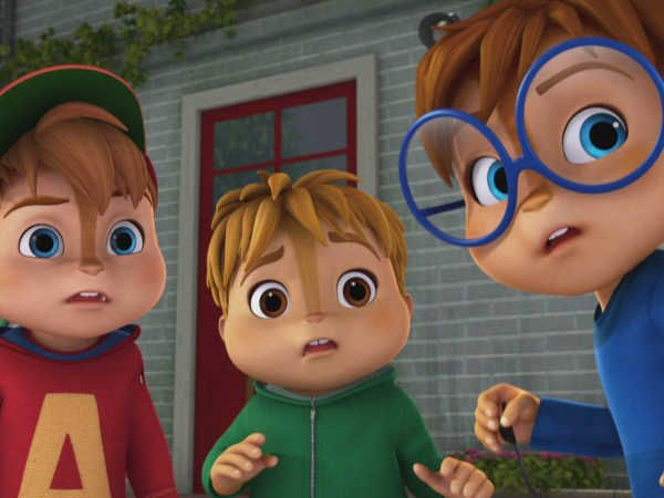 Great News With Images Alvin And The Chipmunks Nickelodeon