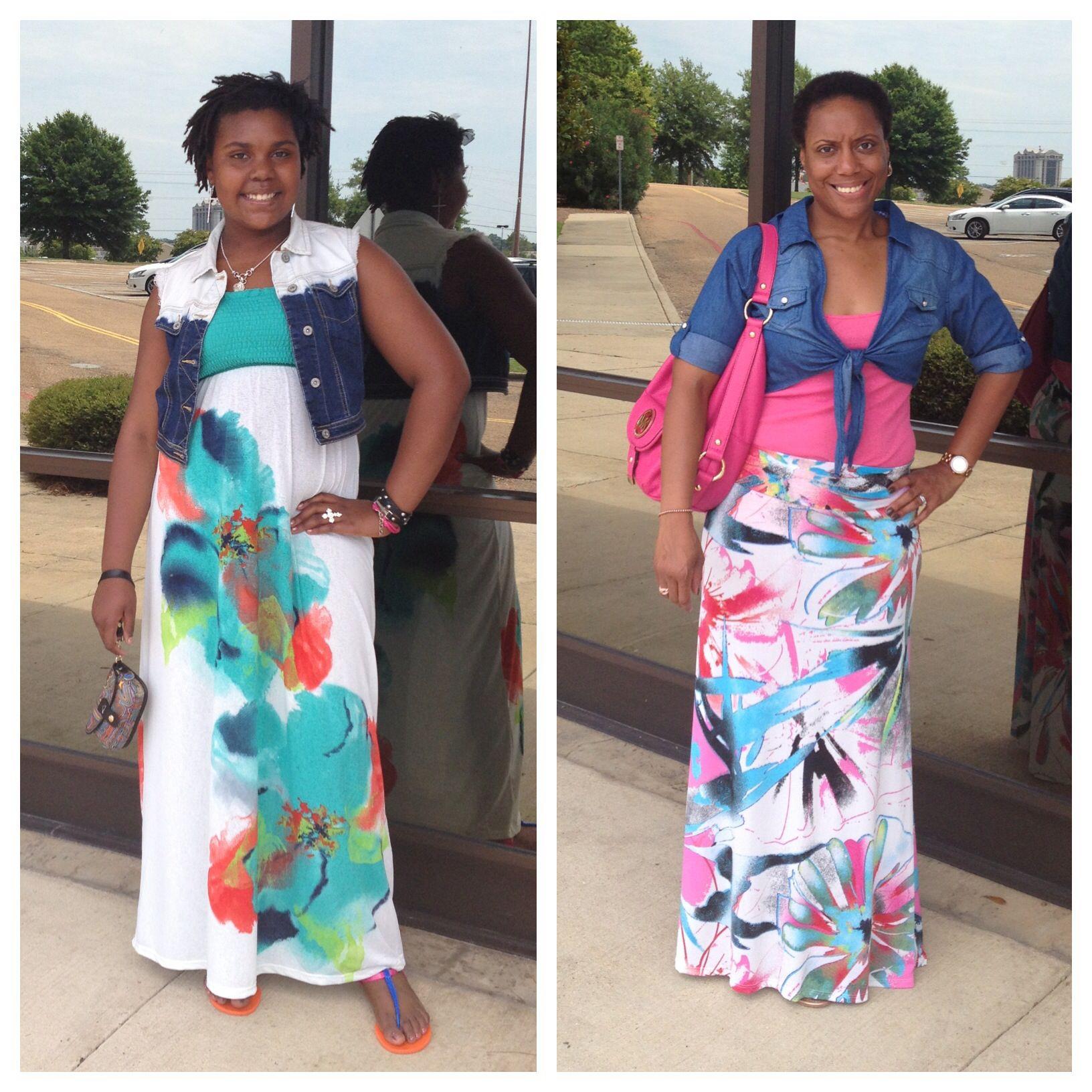 Havana And I My Attire Is From Fondren S Fashion House Fashion Maxi Dress Dresses