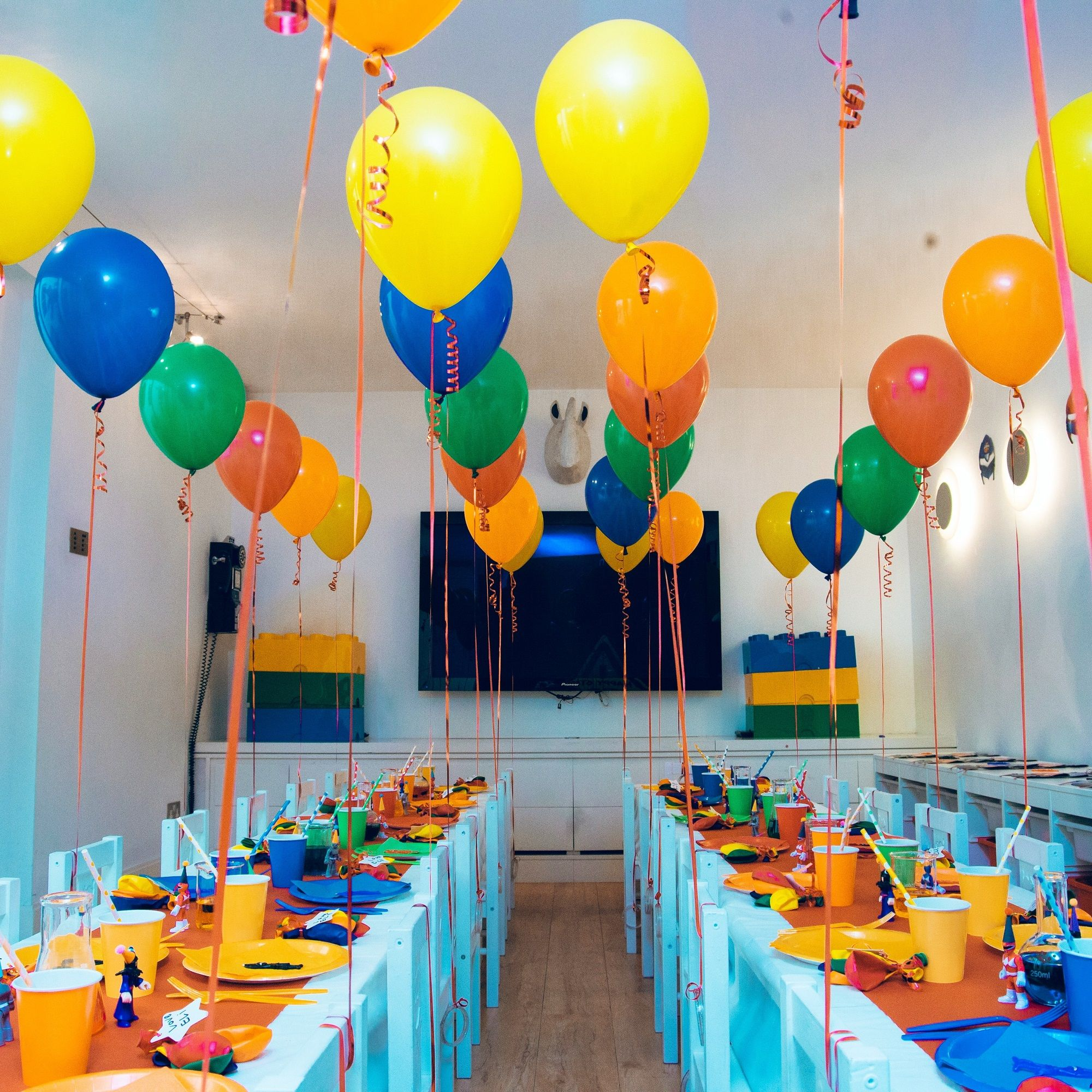 Rainbow Rainbow Party Rainbow Theme Rainbow Decoration Party Decorations Children S Party Kid S Party Party Balloons Balloons