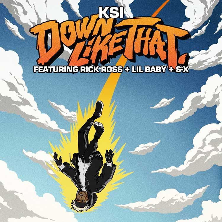 KSI Feat. Rick Ross, Lil Baby & S-X
