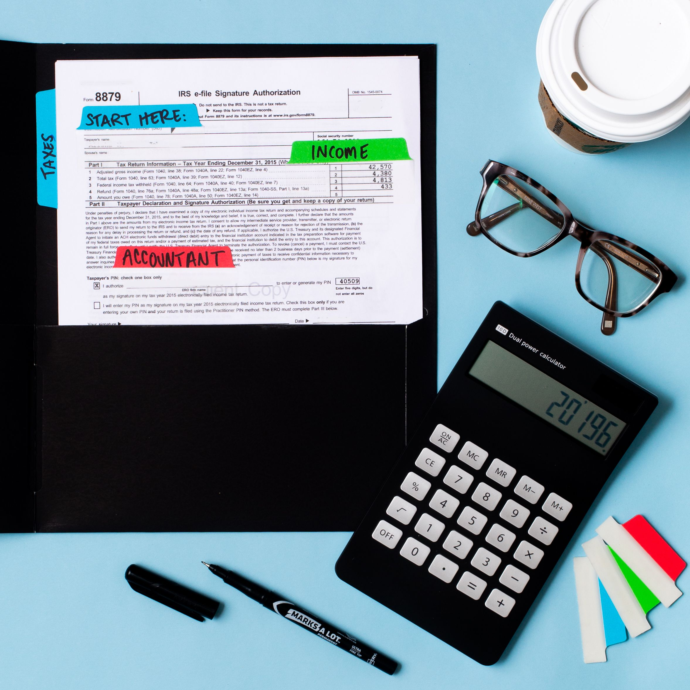 Use These Avery Ultra Tabs To Keep On Top Of Your Finances