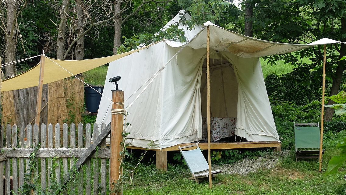 Rent a canvas tent in the Hudson Valley. Cold Spring has lots to do - & Rent a canvas tent in the Hudson Valley. Cold Spring has lots to ...