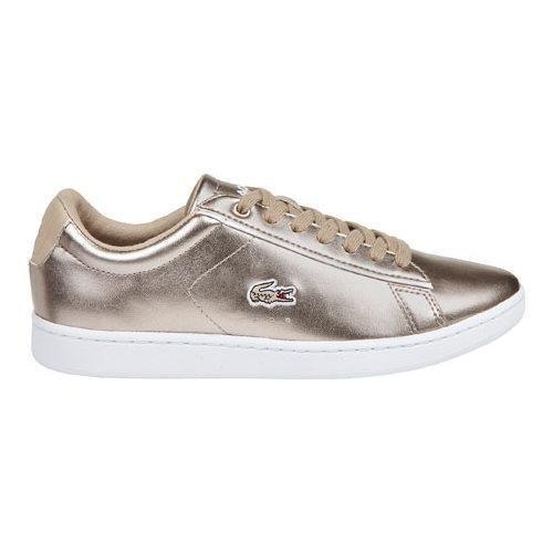 833465df30f1b4 Women s Lacoste Carnaby EVO 316 Sneaker Textile