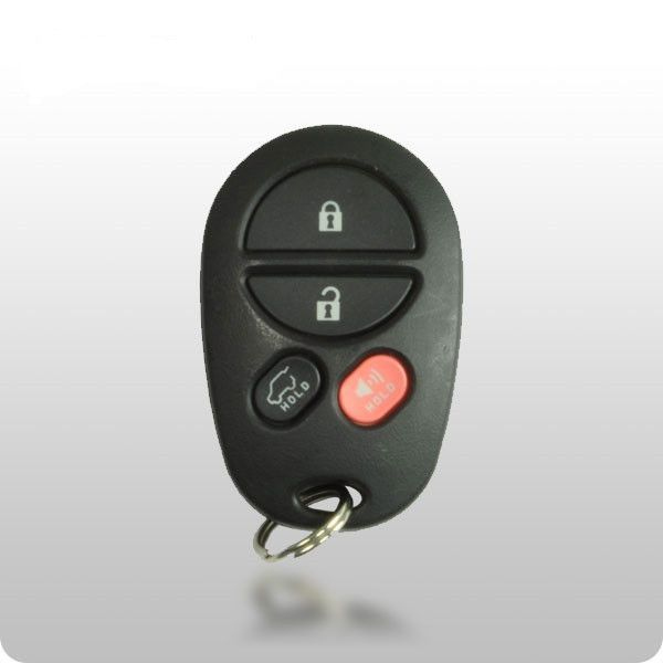 Toyota Highlander Sport 2007-2012 4-Button Remote (OEM)