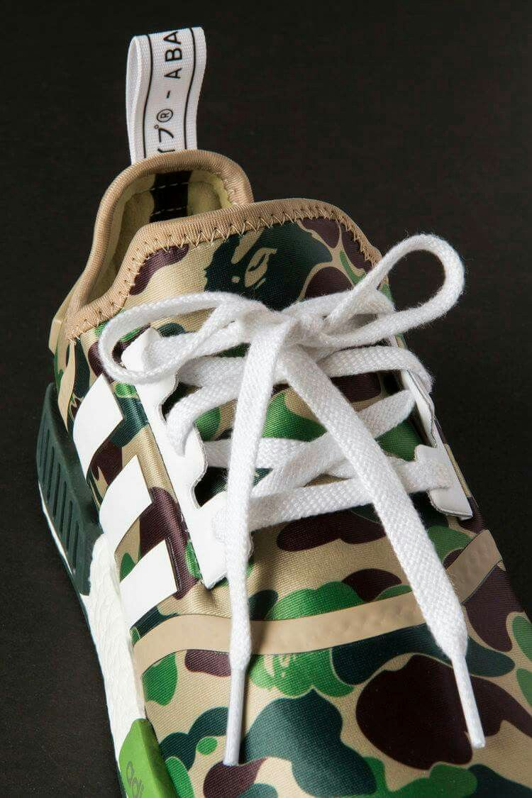 Adidas Originals NMD x BAPE R1 Release Date 26th