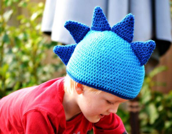 I Am A Dinosaur Dinosaur Hat Crochet Dinosaur Hat And Crochet