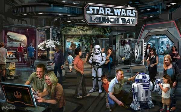 Yonomeaburro: Star Wars, nuevo parque de atracciones en Orlando