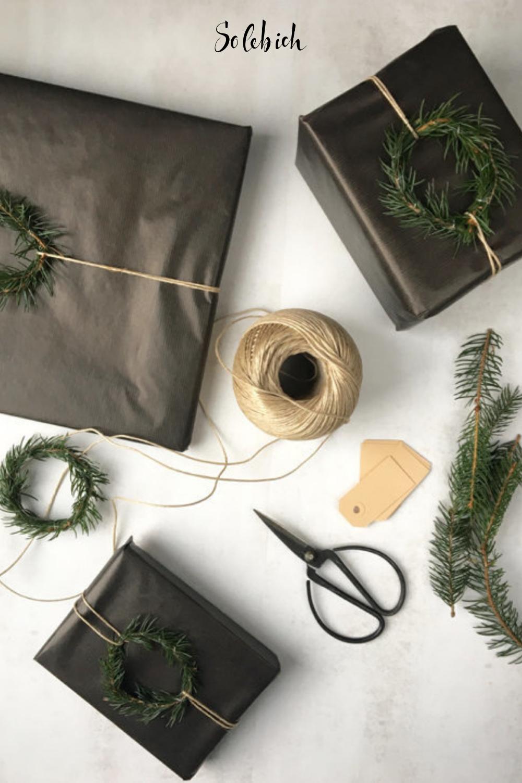 Weihnachtsgeschenke verpacken: 13 kreative und einfache Ideen