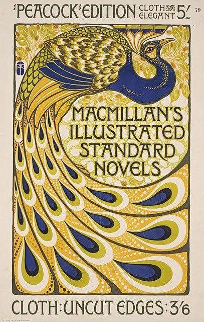 8 Beautifully Bookish Cross Stitch Patterns | Art deco posters, Art ...
