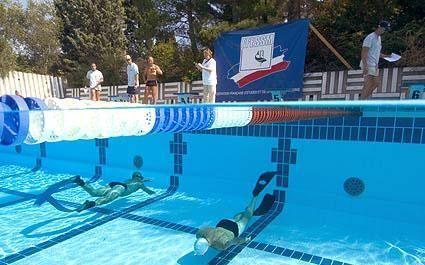 Piscine luminy marseille pool and body pinterest for Piscine design marseille