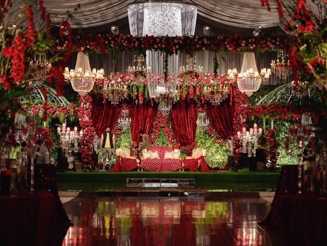 Wedding stage decoration delhi  The Mehndi stage qyt qytevents qytweddings qytluxuryweddings