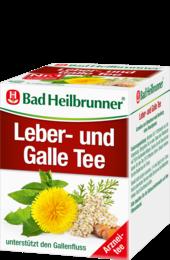 Leber- und Gallen Tee, 8 x 1,75 g