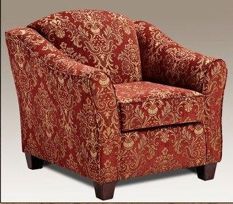 Chelsea Home 9900-CH Linda Accent Chair