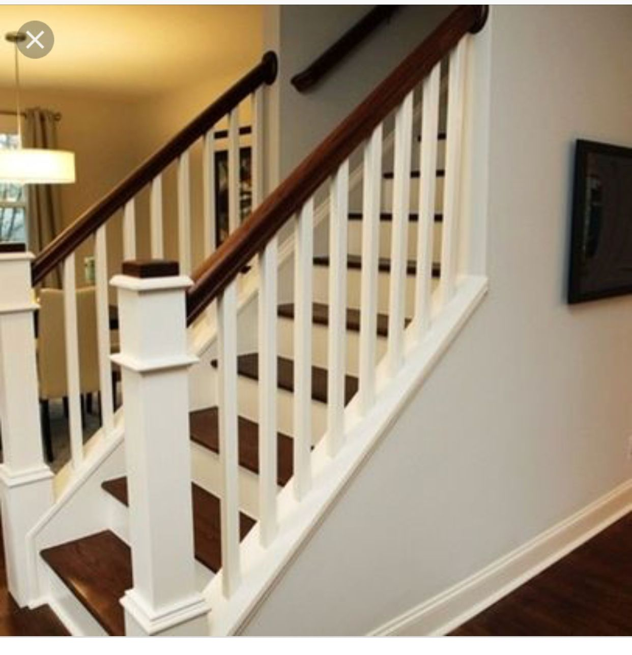 Stairs For Small Areas: Pin By Elizabeth DeMarco On Dining Room/ Pantry/ Sitting