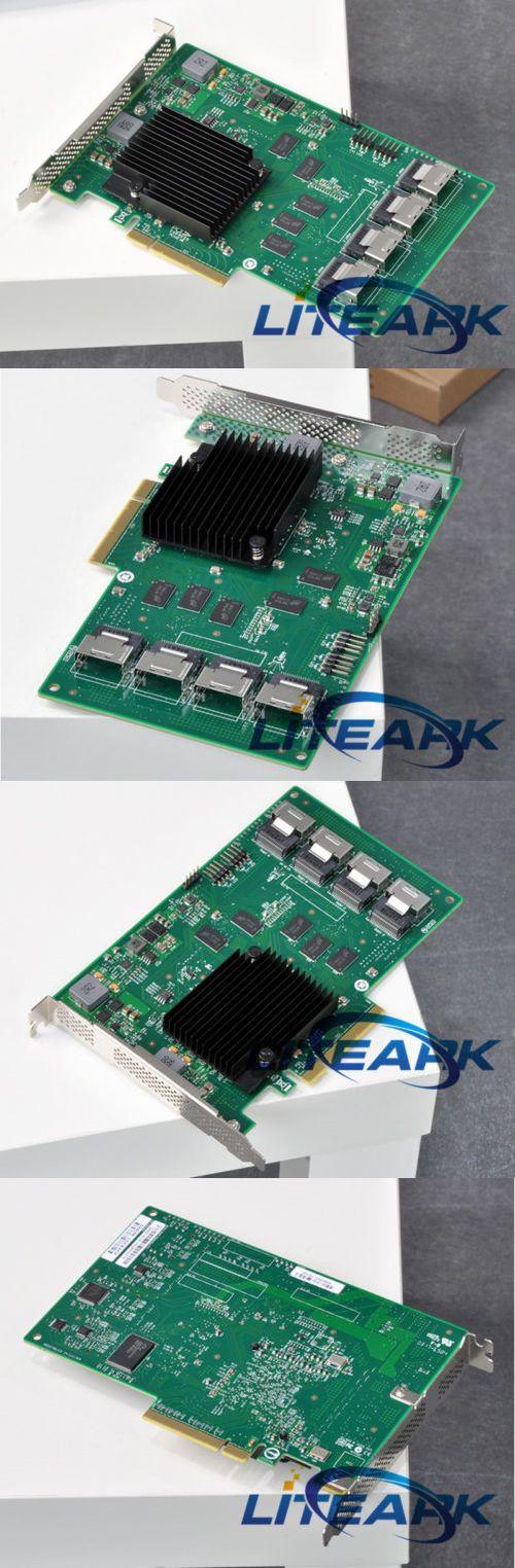 LSI00244 9201-16i PCI-Express 2.0 x8 SATA SAS Host Bus Adapter Card
