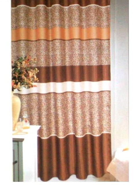 This Cheetah Print Fabric Shower Curtain Is By Popular Bath And From The Dynasty Collection 2895