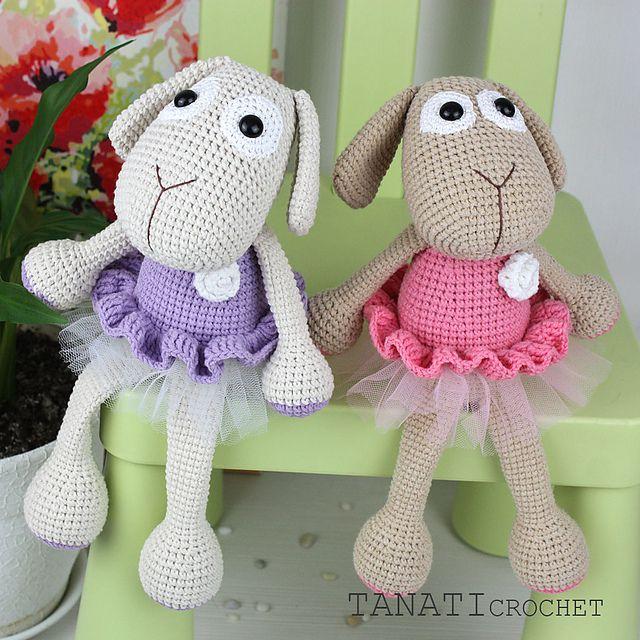 Ravelry: Lamb pattern by Tatiana Kucherovska | frutillita ...