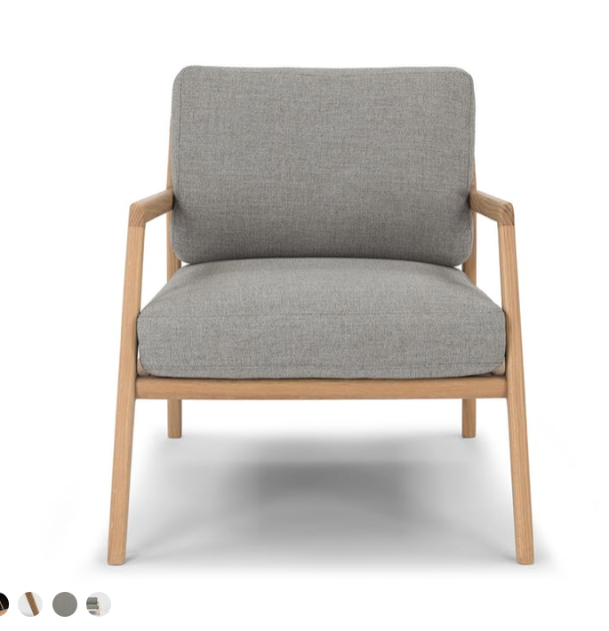 Astonishing Denman Vapor Gray Chair In 2019 Chairs Ideas Grey Chair Caraccident5 Cool Chair Designs And Ideas Caraccident5Info