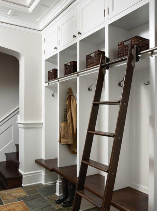 Merveilleux Sliding Ladder Systems | Sliding Ladder System