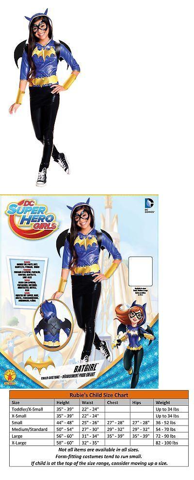 Halloween Costumes Rubie S Costume Kids Dc Superhero Girls Deluxe Batgirl Costume Small -u003e  sc 1 st  Pinterest & Halloween Costumes: Rubie S Costume Kids Dc Superhero Girls Deluxe ...