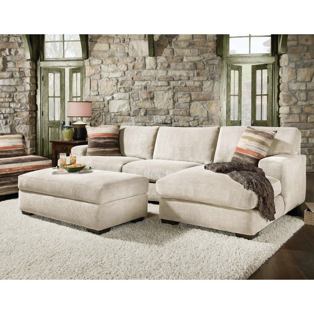 sofa leather small left bonded products eco facing urban reversible condo by newport cali sized with apartment cream chaise laf sectional