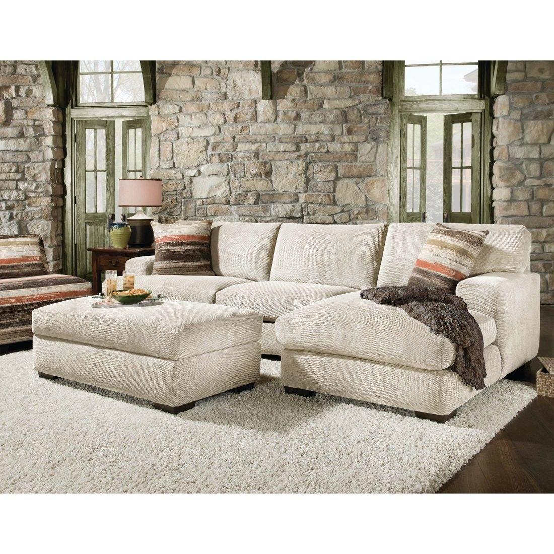 Corinthian Mead Sectional Sofa Piece Cream 48a3lf Conn S