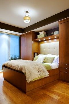 Closet Around Bed Design Ideas Pictures Remodel And Decor