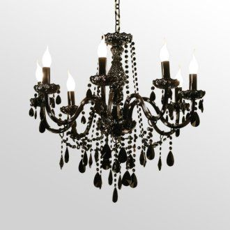 295 in black gothic chandelier i want need need need for the black gothic chandelier i want need need need aloadofball Gallery