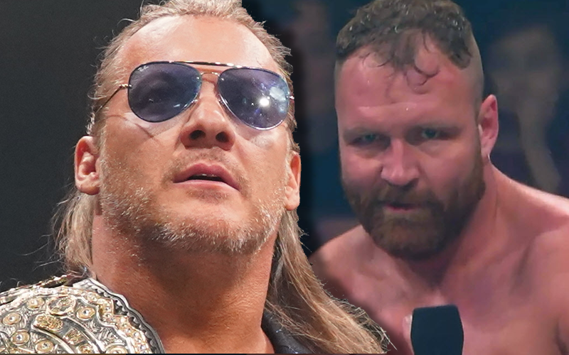 Jon Moxley Says Chris Jericho Ain T Going To F Ck With Me In Aew Chris Jericho Jericho Hunks Men