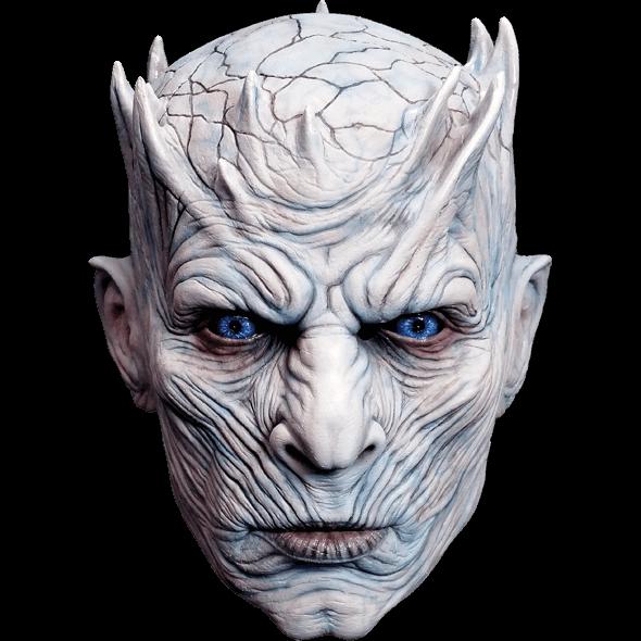 Game Of Thrones Nights King Mask Tr Rlhbo100 From Superheroes Direct Konst Produkter Serier