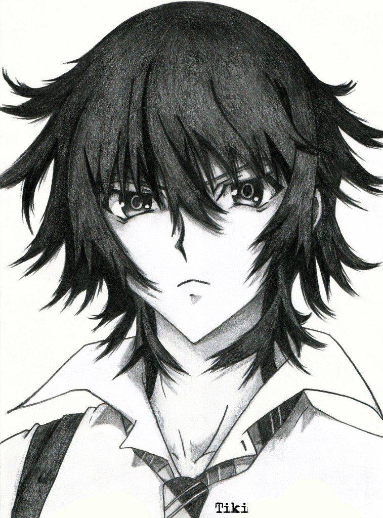 Natsuno Yuuki Shiki Shiki, Anime drawings