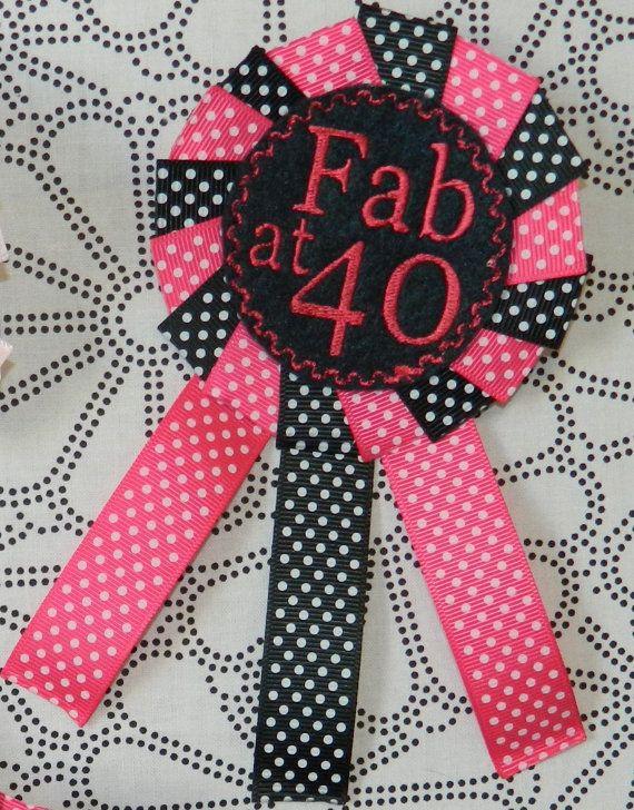 wearable ribbon badge birthday baby shower itu0027s a girl itu0027s a boy