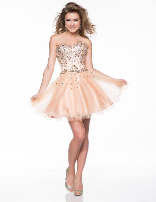 unique short prom dresses