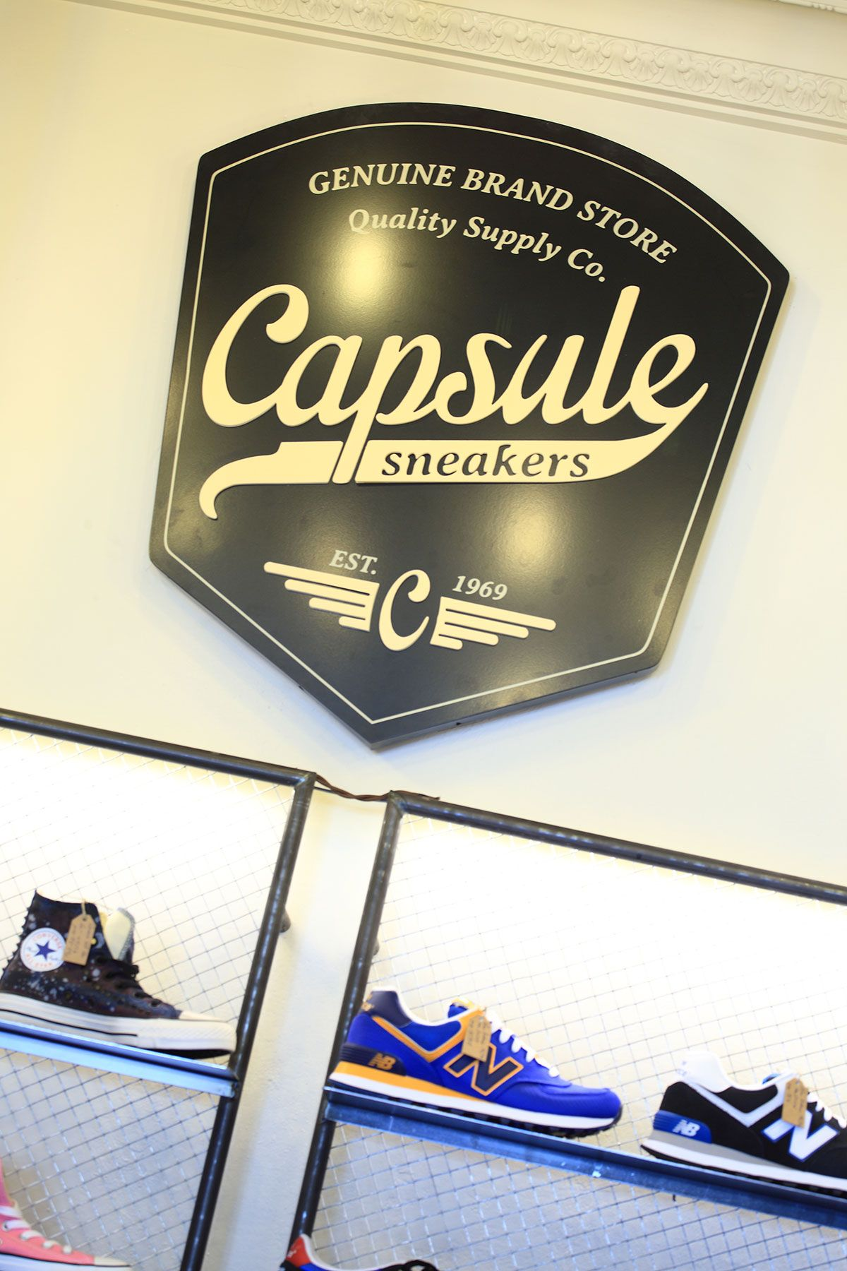 Capsule es uno de los últimos proyectos que hemos realizado en cycestudio e9b5982098f
