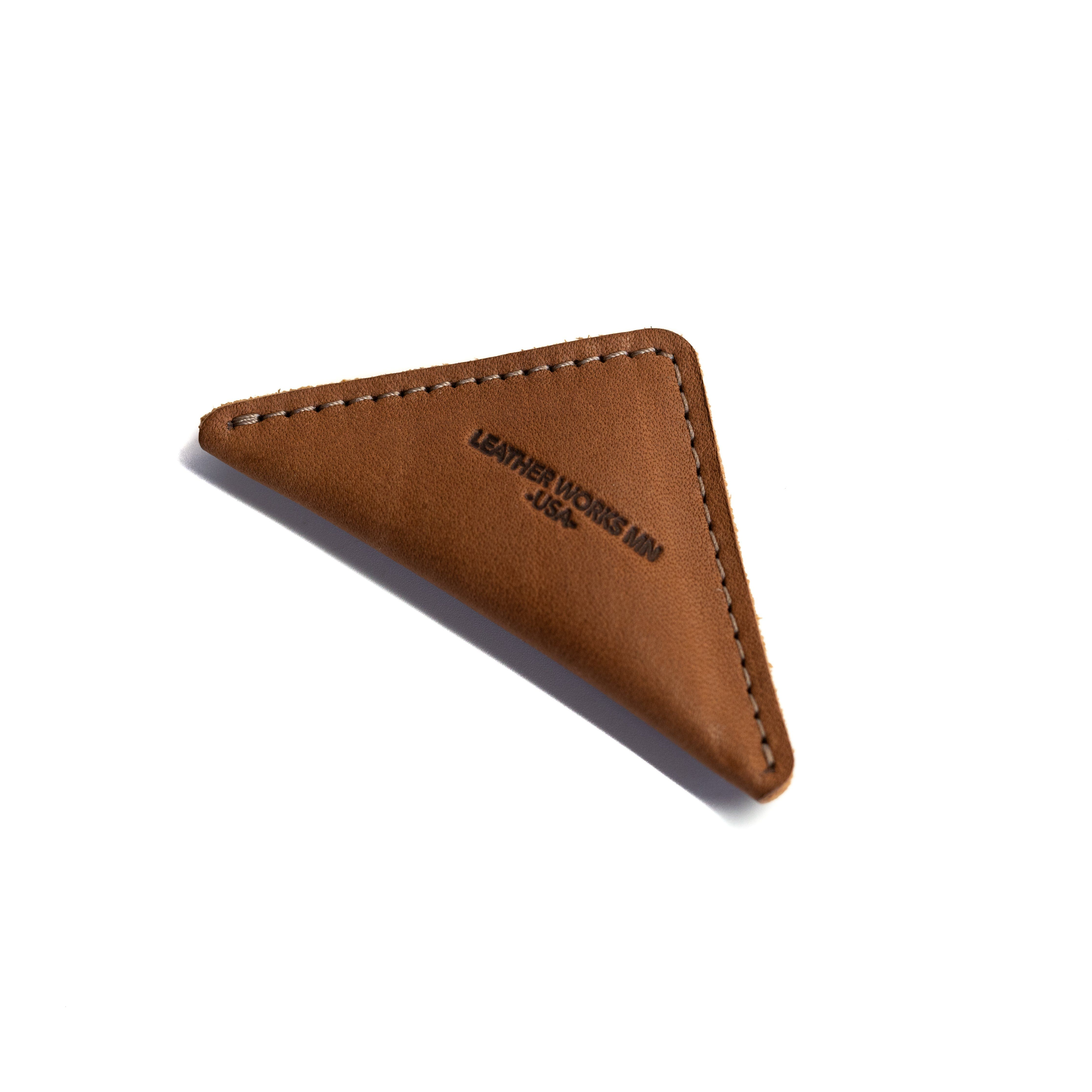 Leather Table Top Football – London Tan