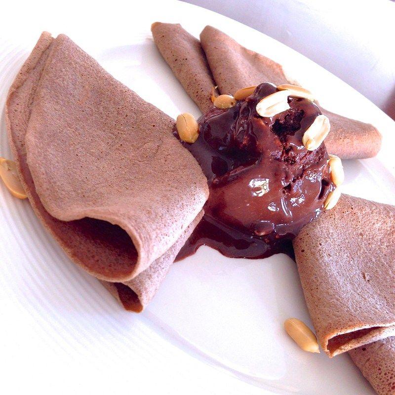 RECETA FITNESS/ Helado de chocolate todos los días a dieta! - FITFOODMARKET
