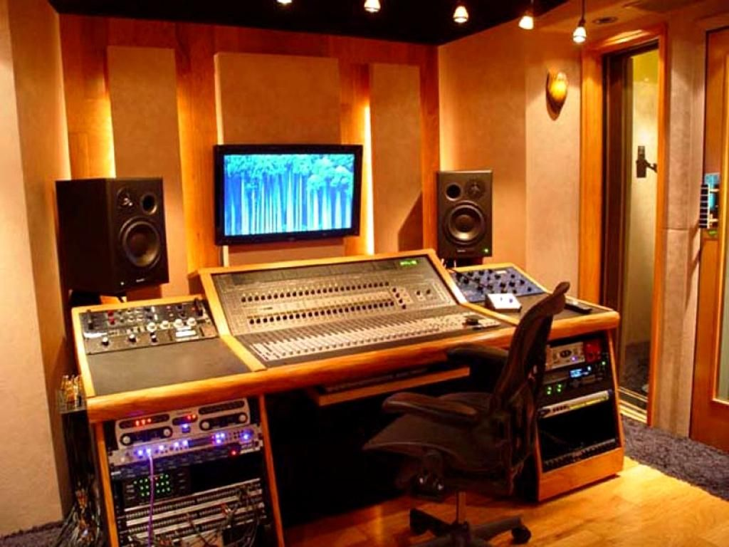Elegant Picture Of Home Studio Design Ideas Estudios De Musica