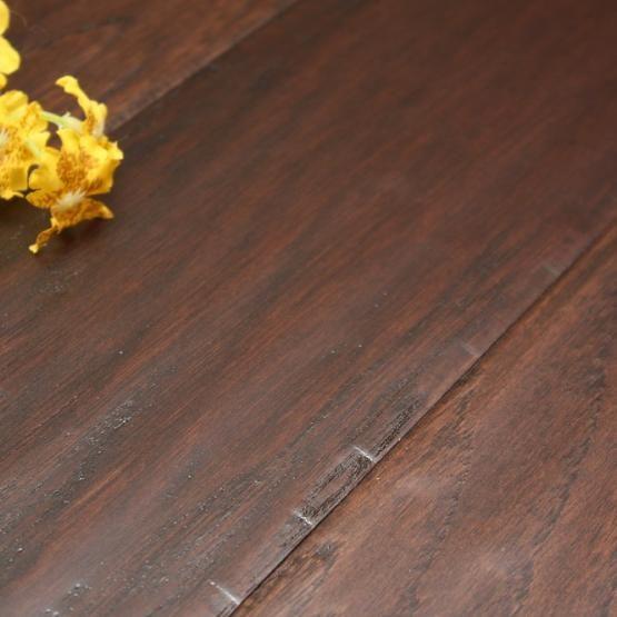 Hickory Coffee 3 8 X 5 Hand Scraped Engineered Hardwood Flooring Engineered Hardwood Flooring Hardwood Engineered Hardwood