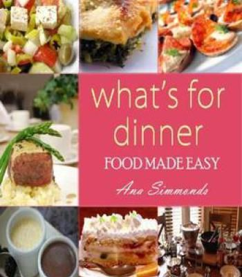 Whats for dinner food made easy pdf cookbooks pinterest whats for dinner food made easy pdf forumfinder Gallery