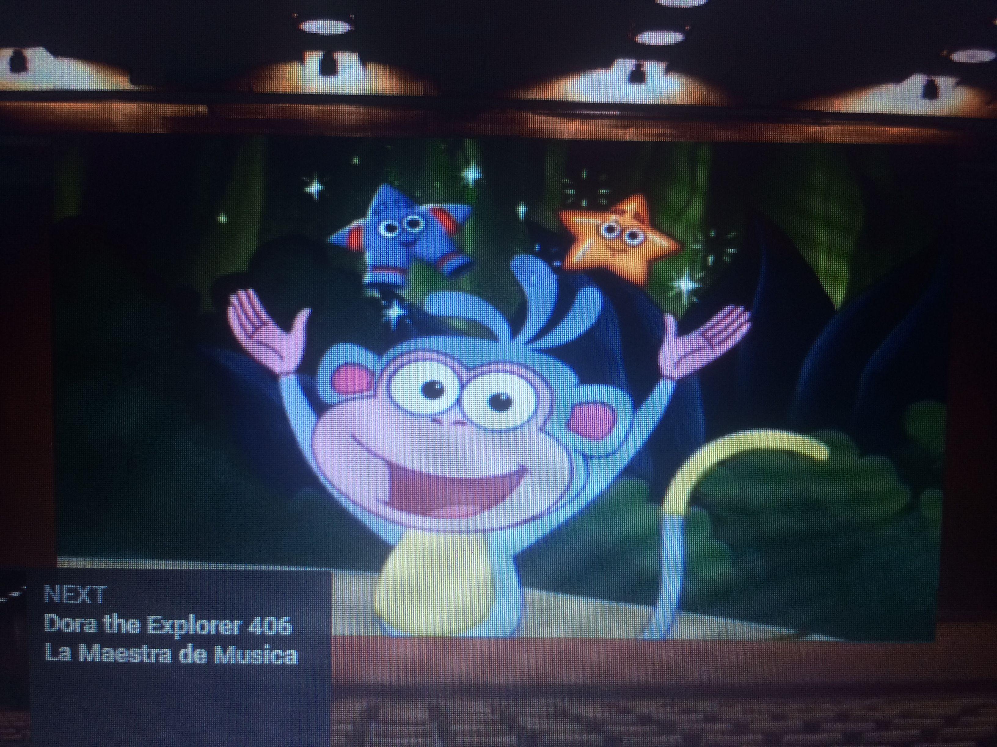 Dora the Explorer 406 La Maestra de Música - YouTube