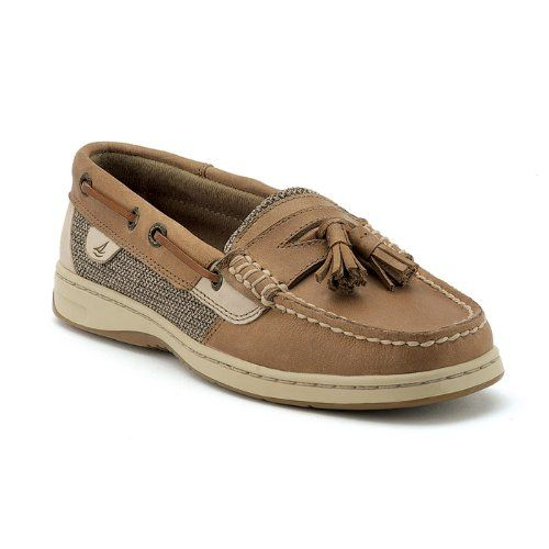 Sperry Top-Sider Womens Tasslefish Slip-On