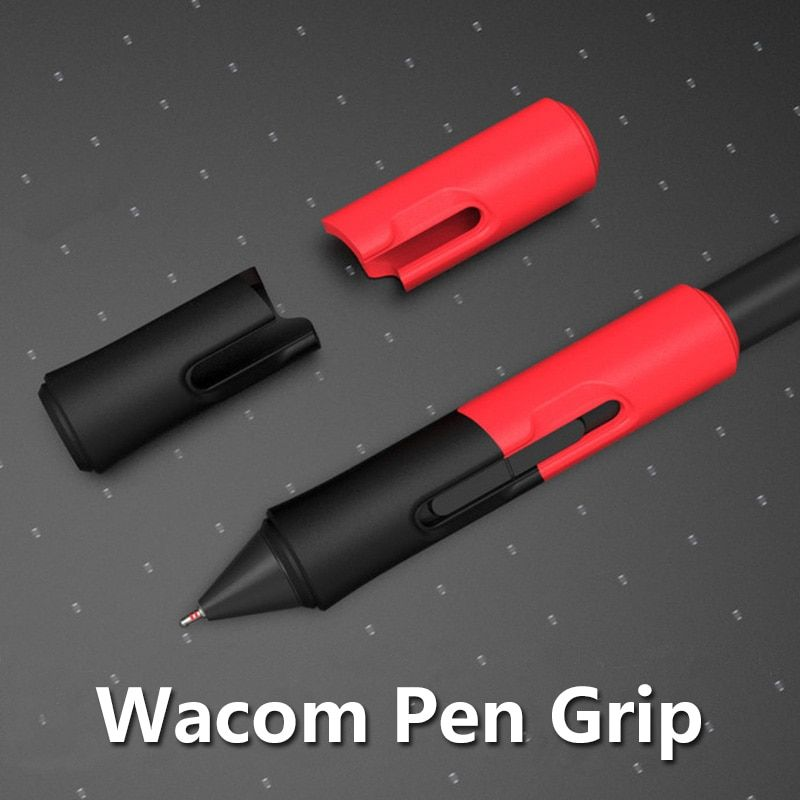 Wacom Pen Grip for Wacom Tablets' Pen (LP-171-0K, LP-180-0S