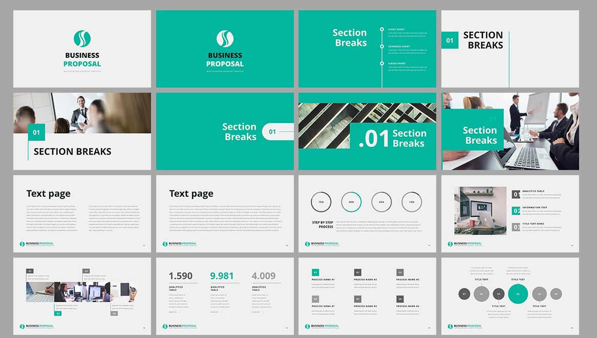 Business Proposal Free Site2max