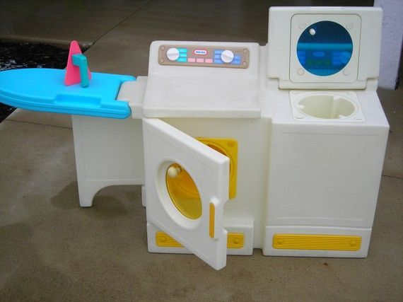 Little Tikes Washer Dryer Set Childhood Toys Kids Memories Toys