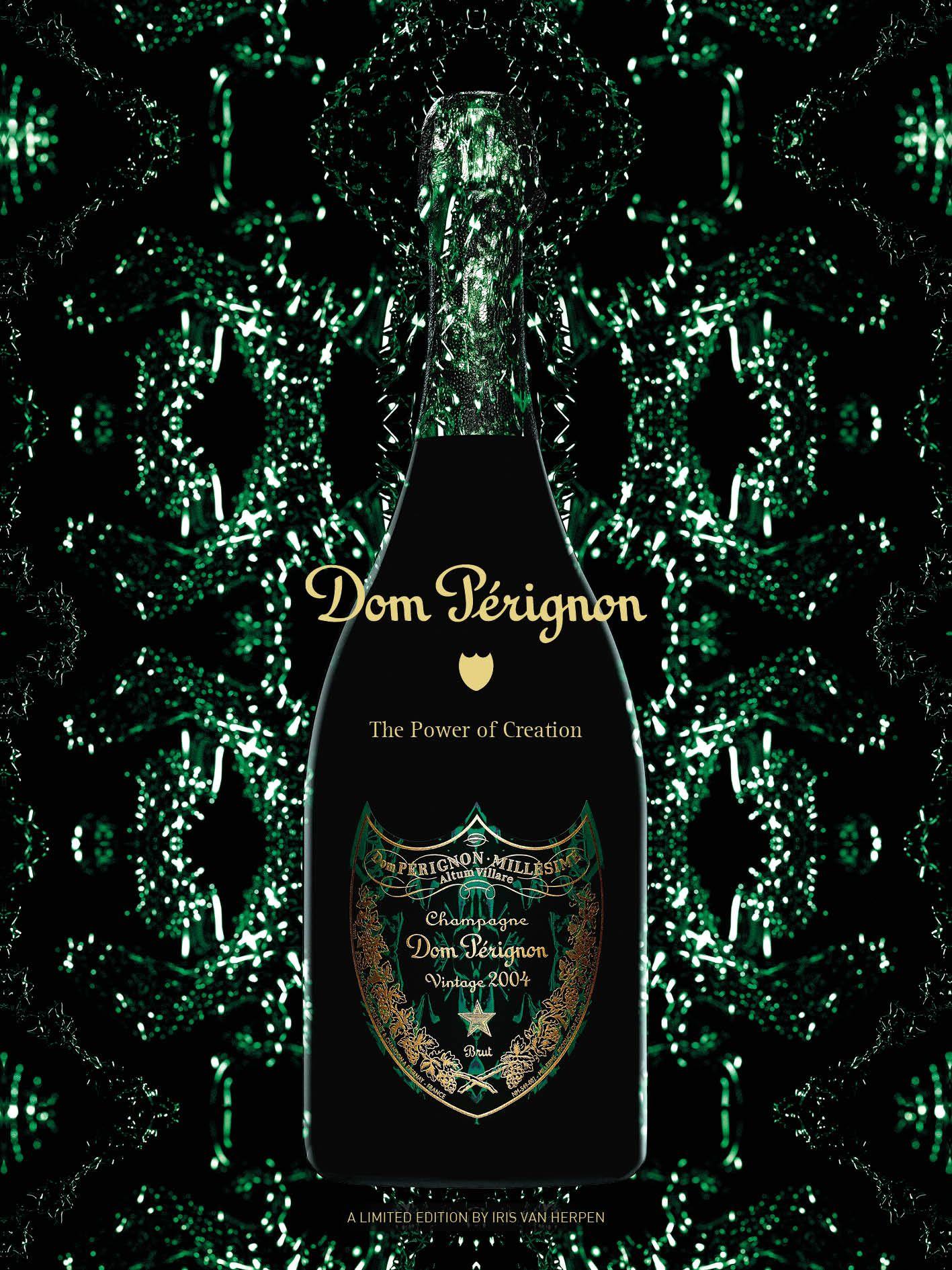 Dom Perignon - gurmeler için şampanya 95