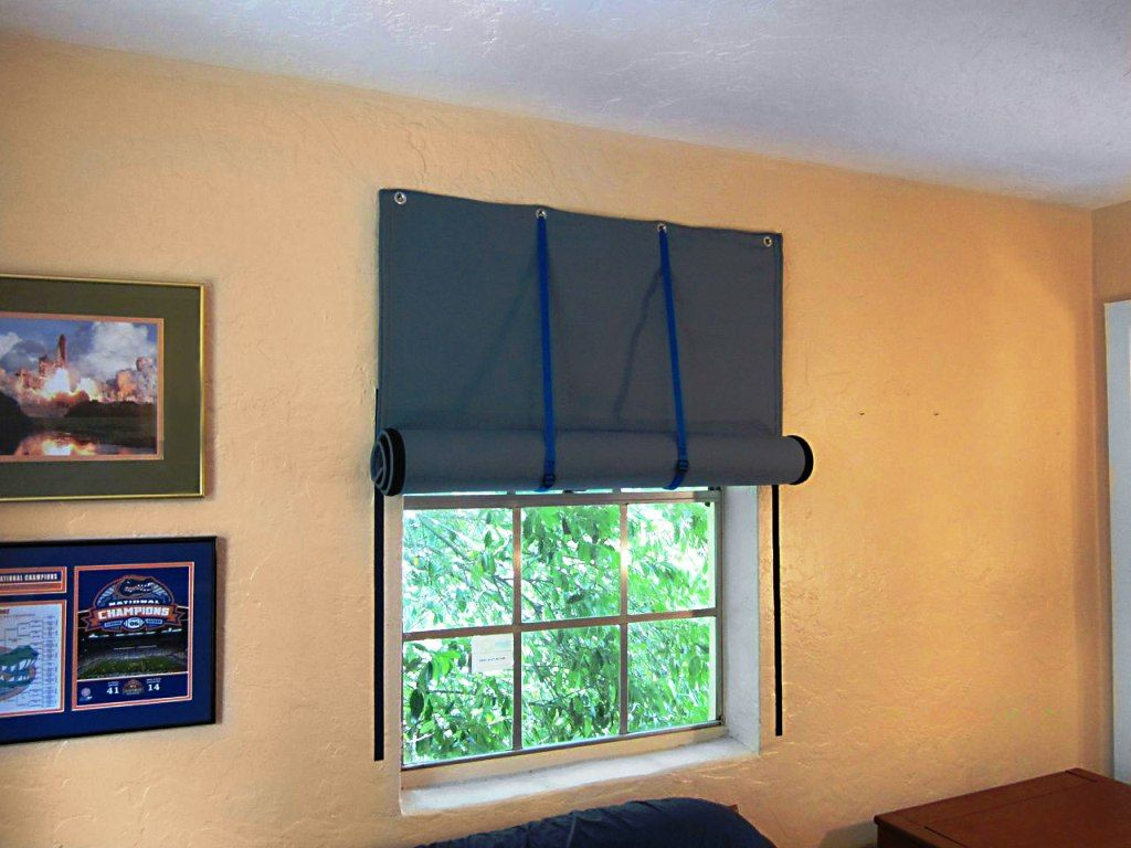 Soundproof Window Curtains Diy