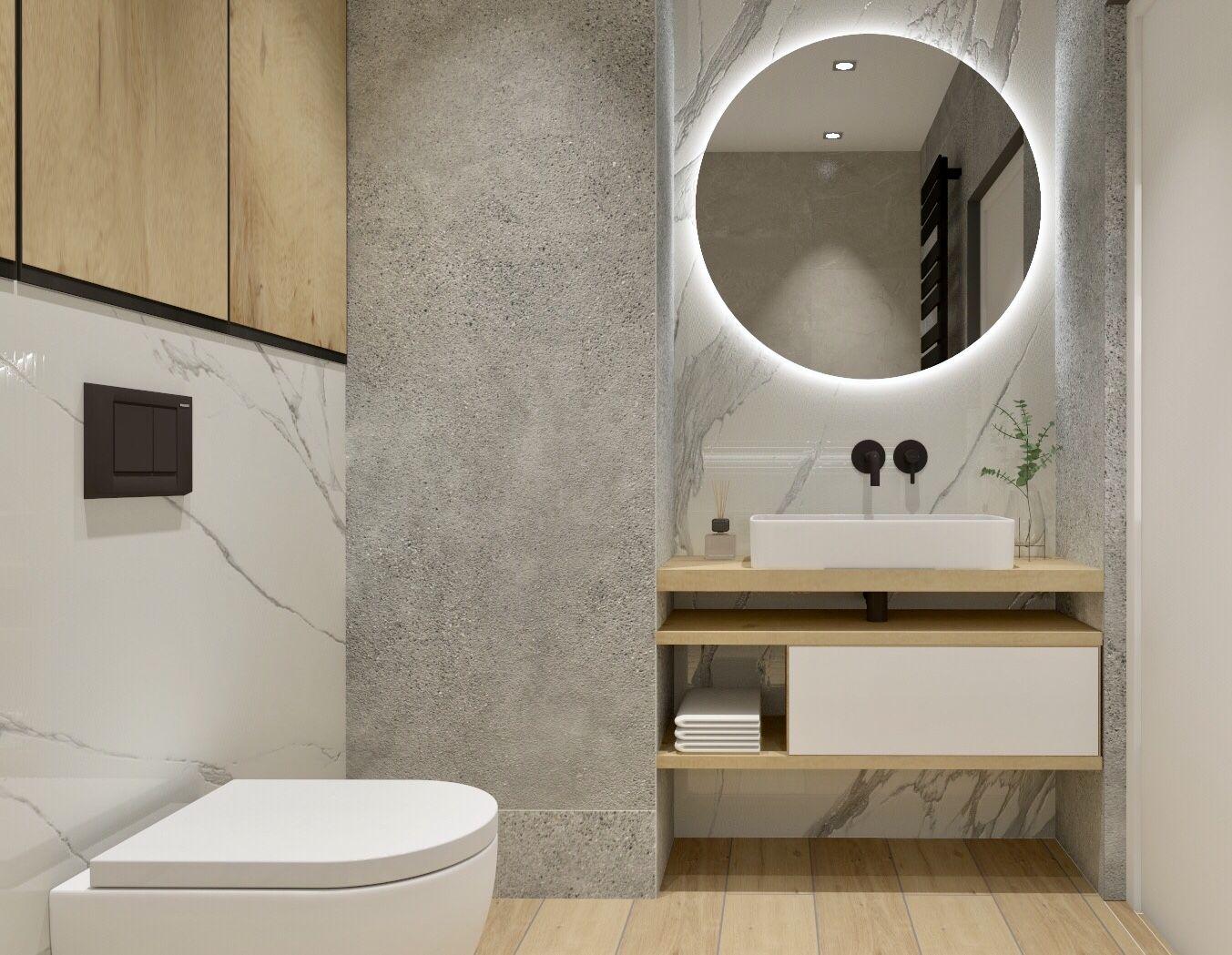 Projekt Lazienki Bathroom Inspiration Small Bathroom Home Decor