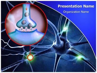 Download editabletemplatess premium and cost effective download editabletemplatess premium and cost effective neuron synapse editable powerpoint template toneelgroepblik Image collections