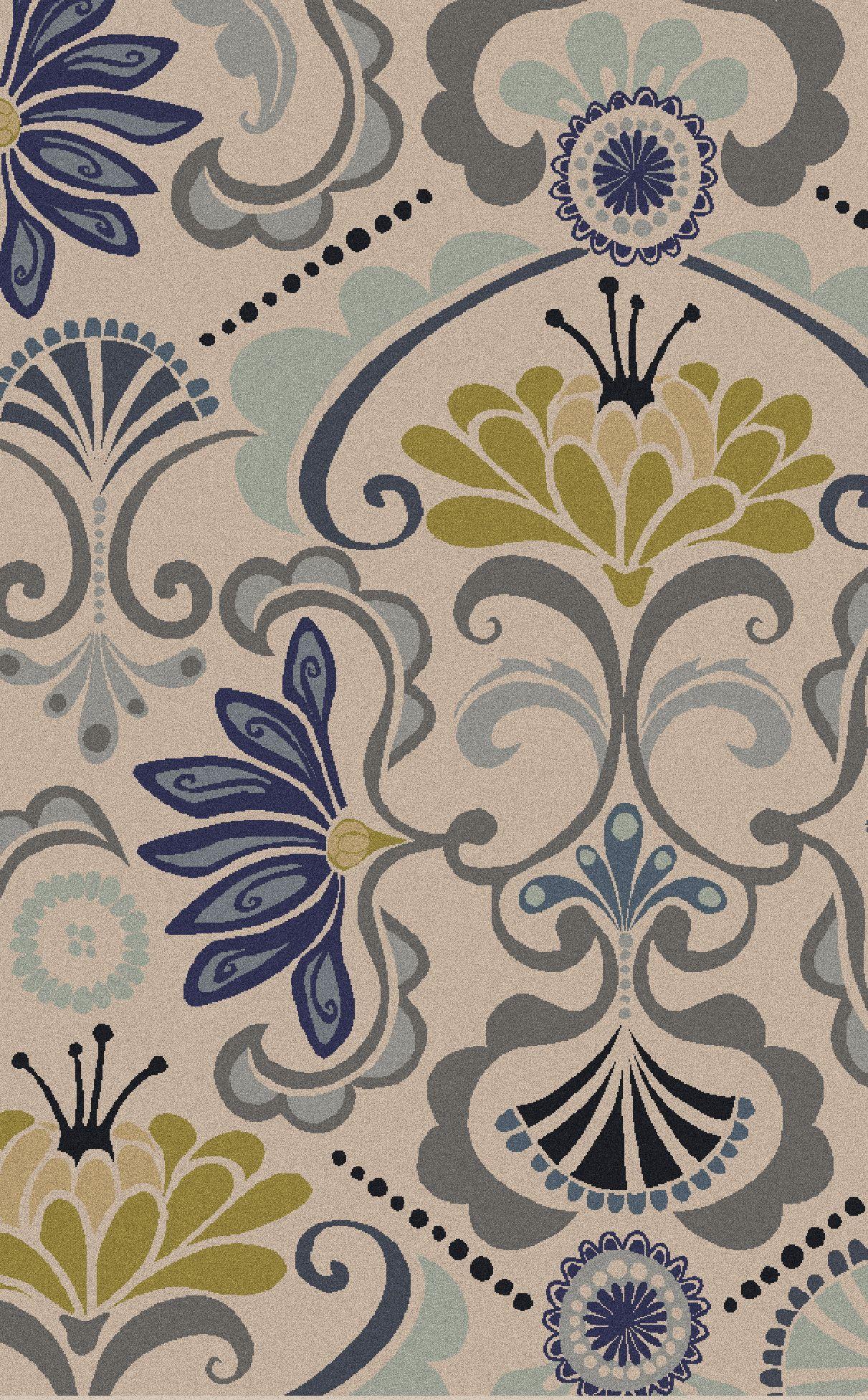 Surya Alhambra ALH-5017 (Taupe, Slate)